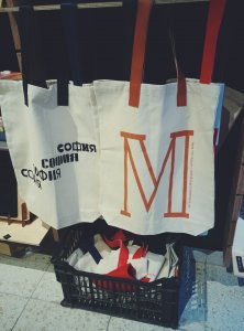 sosofia-tote-bags-cyrillic ON A MISSION TO THE ALTERNATIVE SOFIA GIFT STORE