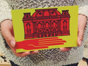 sofia-postcard-made-by-stan-partalev ON A MISSION TO THE ALTERNATIVE SOFIA GIFT STORE