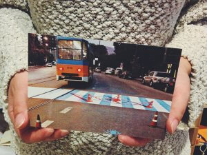 sofia-zebra-crossing-postcard-by-transformatori ON A MISSION TO THE ALTERNATIVE SOFIA GIFT STORE