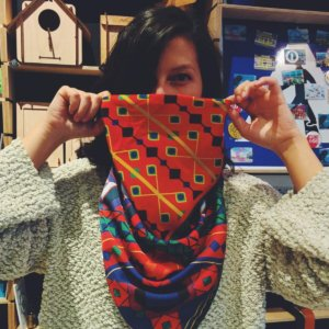 shevitsa-scarf ON A MISSION TO THE ALTERNATIVE SOFIA GIFT STORE