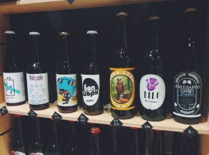 bulgarian-craft-beers ON A MISSION TO THE ALTERNATIVE SOFIA GIFT STORE