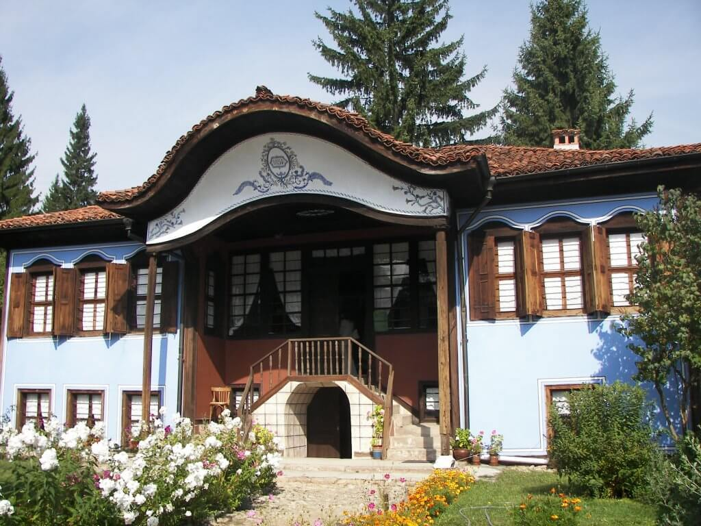 Koprivshtitsa_old_house
