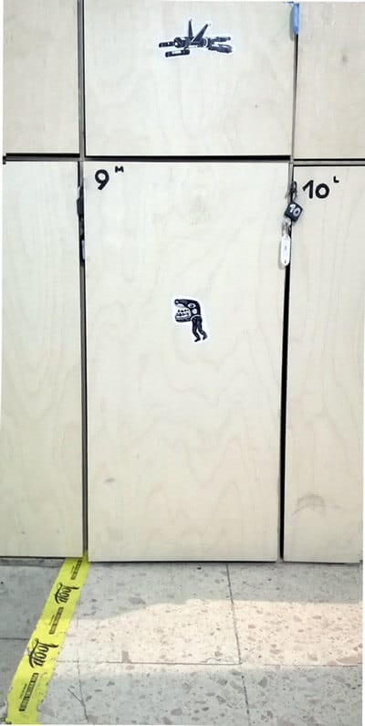 Lockers room - Шкафчета за багаж 4