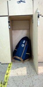 Locers room - Шкафчета за багаж 3