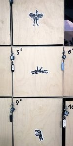 Locers room - Шкафчета за багаж 6